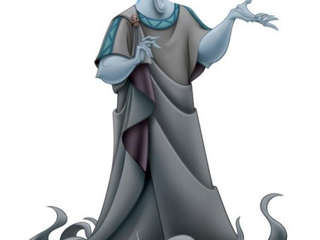 Disney Bounding on a Budget -- Hades (Daytime)