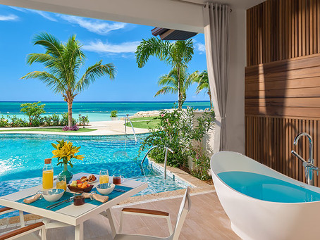 It's Your Lucky Day - Enjoy a Week in Paradise with a FREE Candlelight Dinner