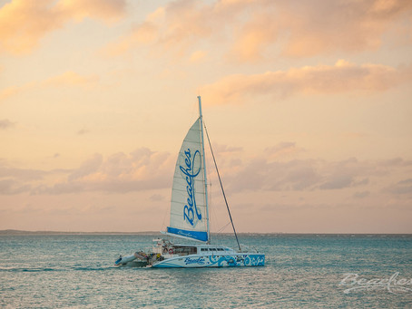 Get a FREE Catamaran Cruise on Your Next Sandals or Beaches Vacation!