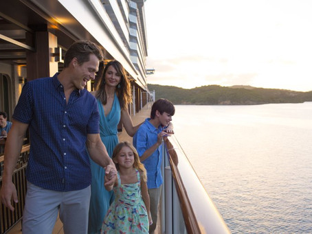 5 Reasons a Cruise is the Perfect Gift