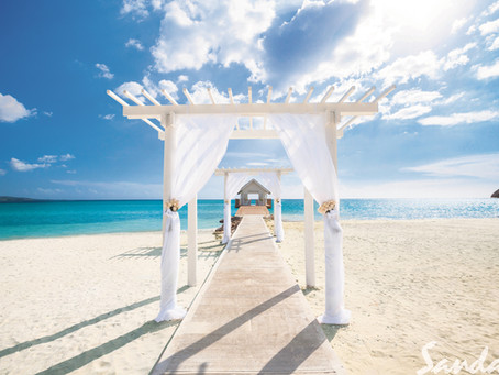 What Do You Really Get With The Free Wedding at Sandals?