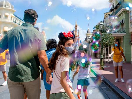 5 Tips for Visiting Walt Disney World Now
