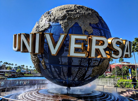 Universal Orlando Now Booking for 2021!