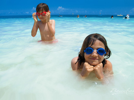 4 Great Vacations for Your Little One's First Trip