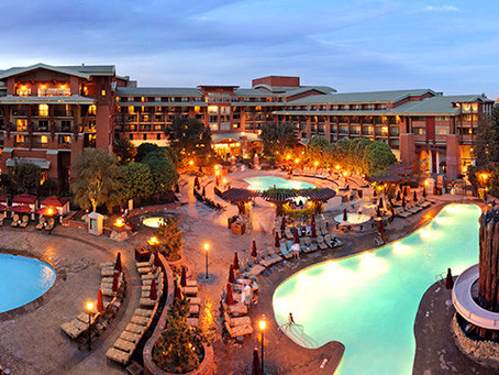 Save Up to 25% on Select Stays at a Disneyland Resort Hotel This Spring