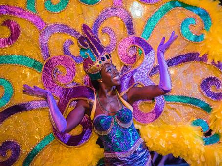 Mardi Gras Celebration Returns at Universal Orlando Resort