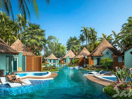 6 Incredibly Unique Sandals Resorts Rooms You Must Experience!