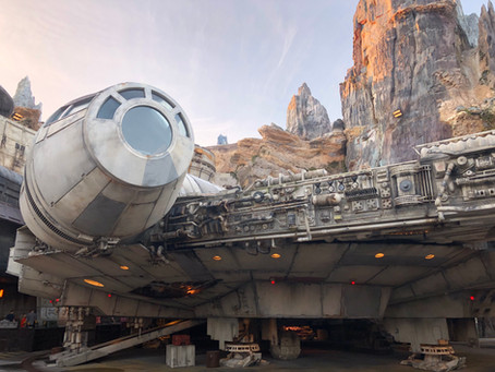 Top 5 Things to Do at Star Wars: Galaxy's Edge