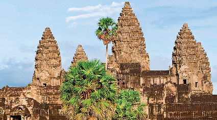 AngkorWatTemplesReflectionRF_iStock_DARK