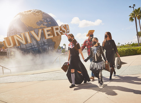 Halloween Invades Universal Orlando This Fall