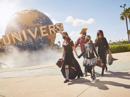 Halloween Invades Universal Orlando This Fall