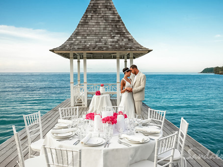 Why You Should Renew Your Vows at Sandals Resorts
