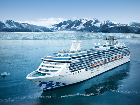 Alaska's Best Sale Ever with Princess Cruises!