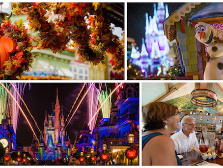Top Reasons To Visit Walt Disney World This Fall