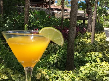 Signature Wedding Cocktails at Sandals and Beaches Resorts