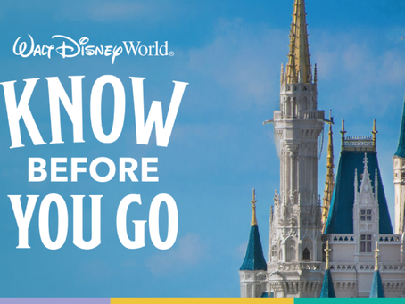 What You Need to Know about Walt Disney World's Park Reservation System