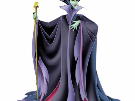 Disney Bounding on a Budget -- Maleficent (Evening)