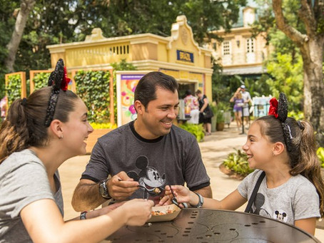 Epcot Food and Wine Festival Budget Tips