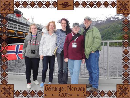 Cooking Around the World Showcase -- Norway (Smørbrød)