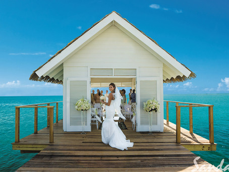 All About Customizable Weddings at Sandals and Beaches Resorts