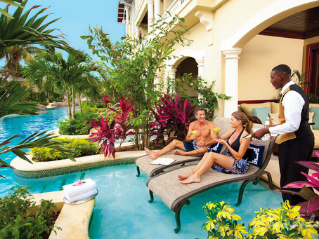 Yes, You Want a Butler at Sandals Resorts