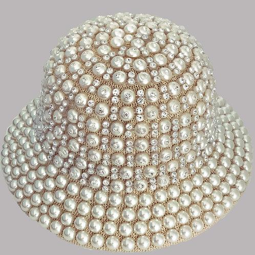 Pearl Bucket Hat
