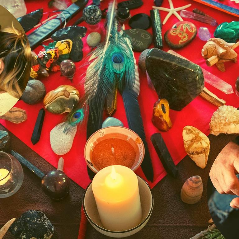 Rapeh & Sananga Ceremony October