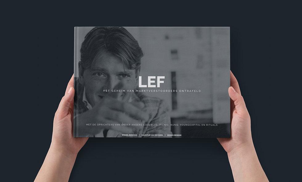 LEF - Het Boek