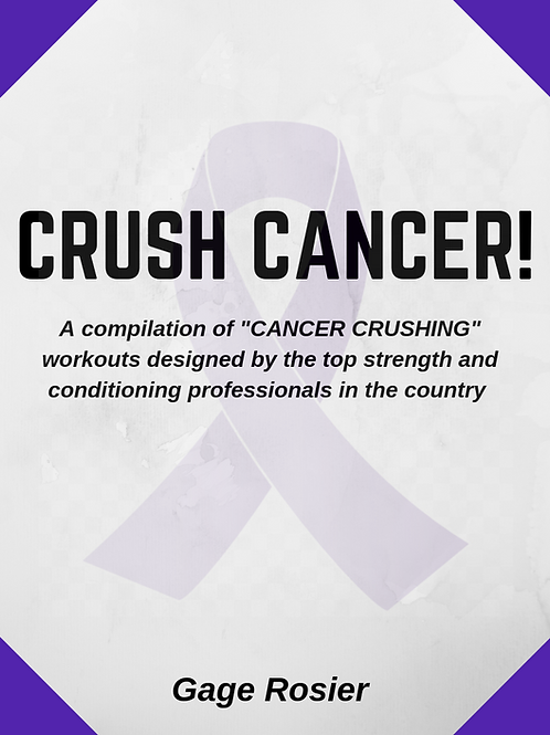 Crush Cancer!