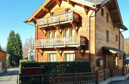Balthazar The Loft Villars is located in Chalet Balthazar