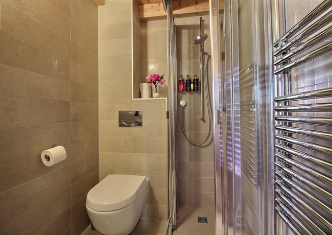 En suite shower room for Bedroom 2