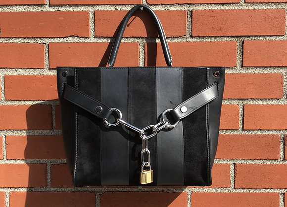 ALEXANDER WANG attica chain crossbody bag