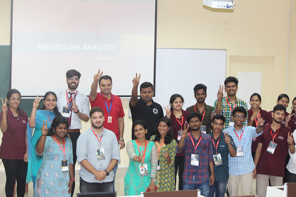 MieRobot | Healthcare analytics at NIT Calicut for TARANG2018
