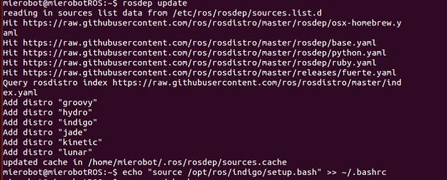 ROS : Robot Operating System in your laptop in easy steps