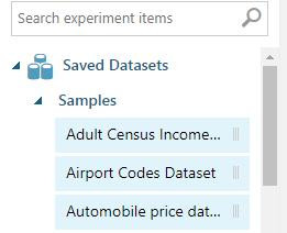 Linear regression using azure machine learning | MieRobot blogs