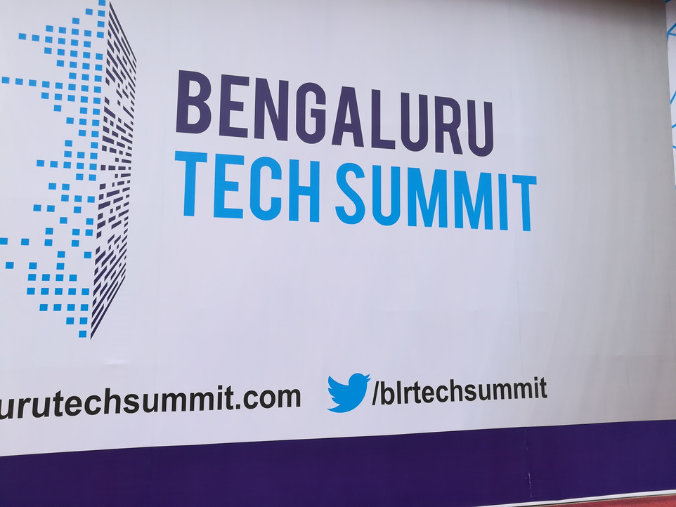 UAV UAS And AUV we meet at Bengaluru Tech Summit 2017 - Pictures inside