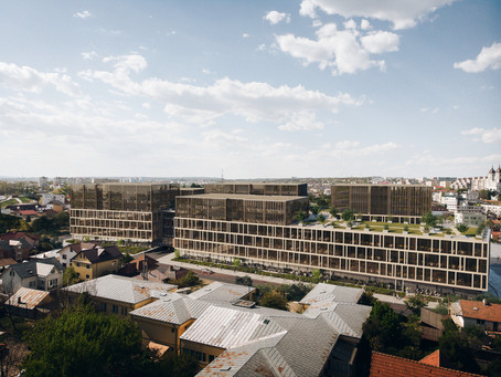 IULIUS estimează că 25% din suprafaţa de retail de la Palas Campus va fi ocupată de antreprenori