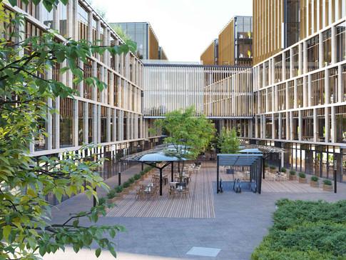 Palas Campus – un proiect pentru Iași