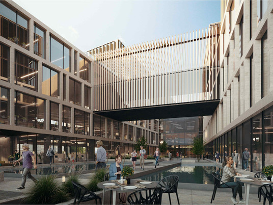 IULIUS estimează că 25% din zona de retail de la Palas Campus va fi ocupată de antreprenori locali