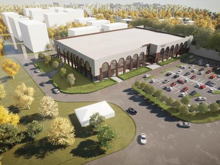 Compania IULIUS a început construcția primului Family Market