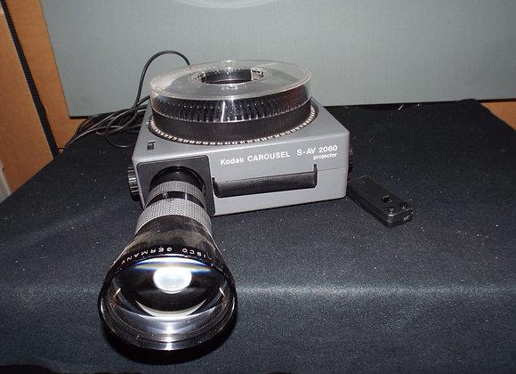 Kodak Carousel S-AV 2060