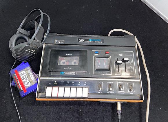 Dolby System Cassette Deck 7000D