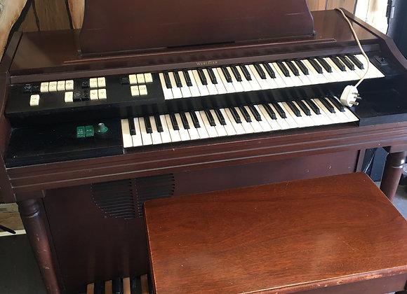 Wurlitzer 4020 Organ