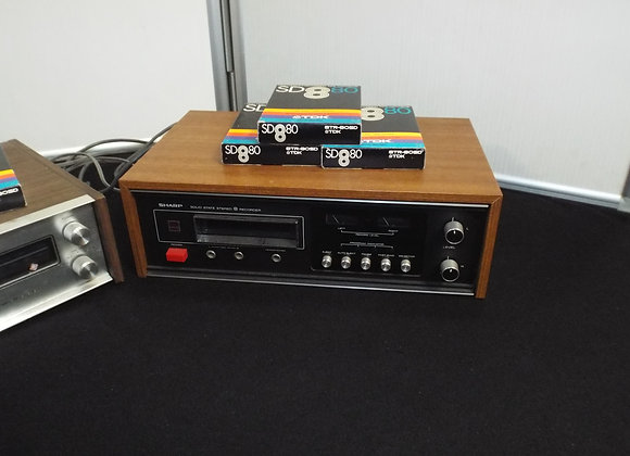 8 Track Recorder and Player