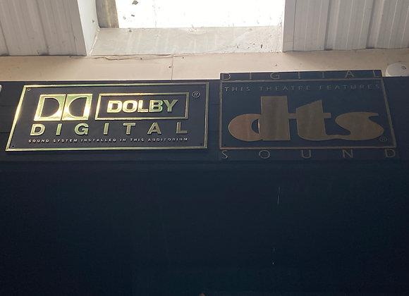 DOLBY DIGITAL Signs