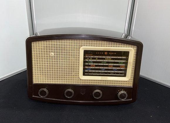 Ekco Radio Bakerlite