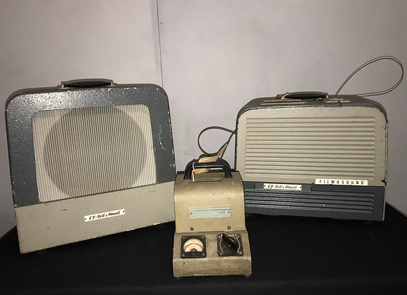 Bell and Howell Model 631