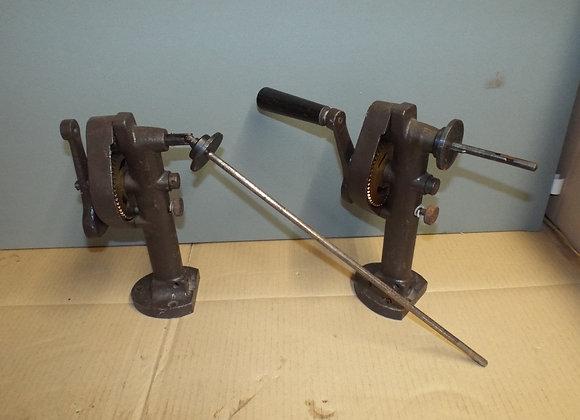 Vintage 35mm Film Arms