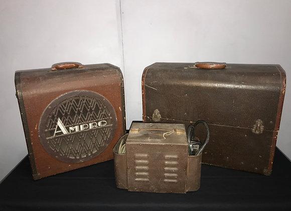 "Vintage ""Premier 20"" Ampro projector"