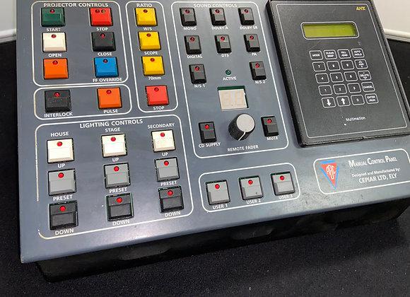 ABC Manual Control Panel